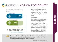 Action for Equity: Income