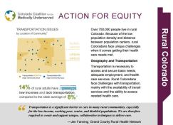 Action for Equity: Rural