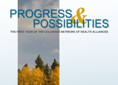 2013 Progress & Possibilities