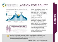 Action for Equity - Seniors