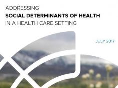 Social Determinants of Health Report