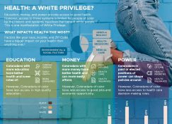 Health White Privilege
