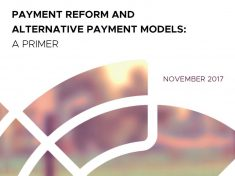 Payment Reform & Alternative Payment Models