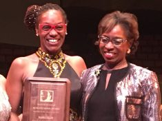 Maisha Fields MLK Award