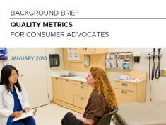 Quality Metrics for Consumer Advocates