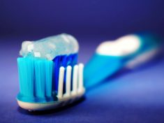 toothbrush - oral health inequities