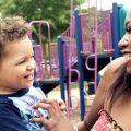 Mother & Son - everyone deserves health care
