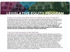 Legislative Equity Program