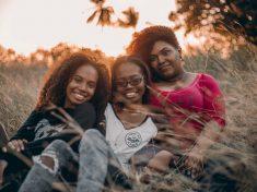 Three black women - anti-racism work