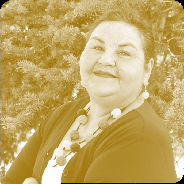 Center for Health Progress staff: Theresa Trujillo